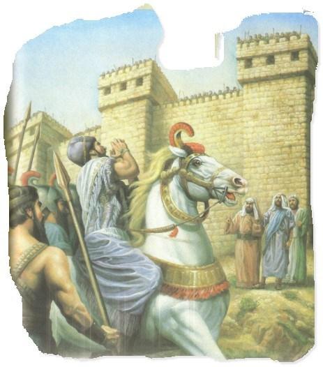 Fidelidad Matrimonio Biblia : La fidelidad del rey ezequías pasión por palabra